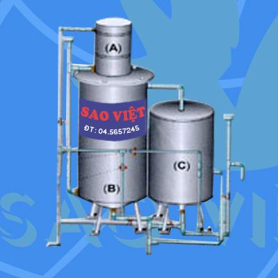 thiết bị lọc nước giếng khoan gia đình hs01