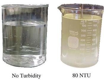 Quá trình keo tụ tạo bông trong xử lý  nước