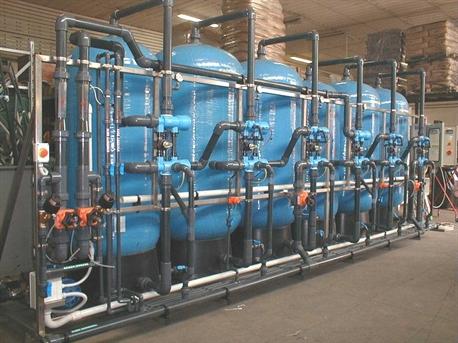 Xử lý nước nhiễm nitrat