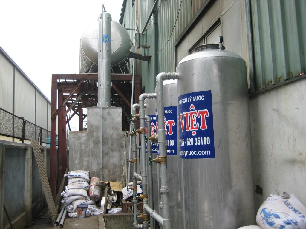 Xử lý nước nhiễm asen