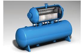 Xử lý nước cấp nồi hơi – Khử khí và thiết bị khử khí