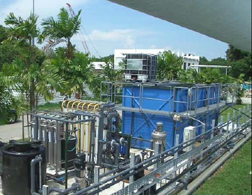 Nước dùng cho sản xuất điện tử