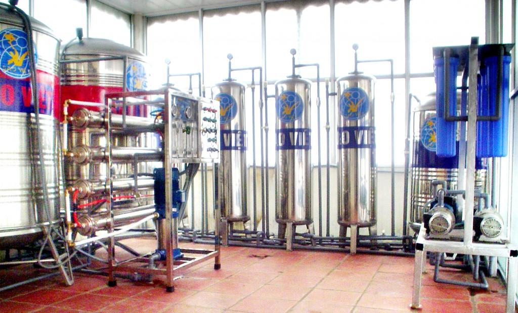 Cách xử lý nước nhiễm amoni