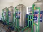 Làm mềm nước công suất 70m3/h