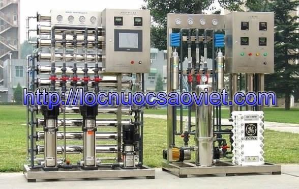 Nước dùng trong công nghiệp