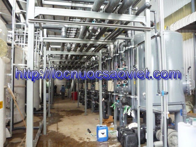 Độ kiềm của nước và ảnh hưởng đến sản xuất công nghiệp
