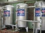 Xử lý nước giếng khoan công suất 30m3/h