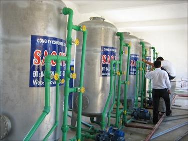 Nước dùng cho nồi hơi – Những vấn đề cơ bản