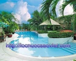 Sử dụng clo cho bể bơi