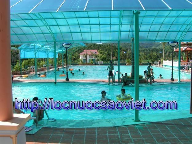 Cách duy trì nước bể bơi
