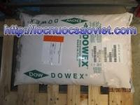 Nhựa cation Dow HCR -S