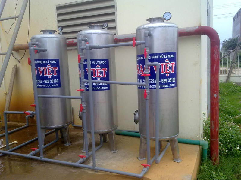 Nước dùng trong ngành công nghiệp thực phẩm