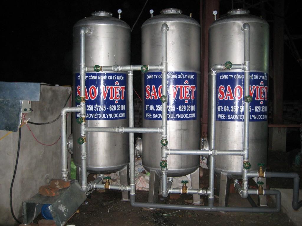 Xử lý nước và các ứng dụng