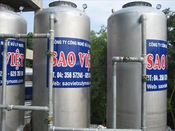 Cách lựa chọn thiết bị lọc nước giếng khoan
