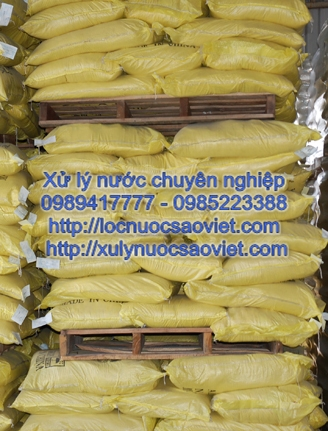 hoa chat xu ly nuoc thai