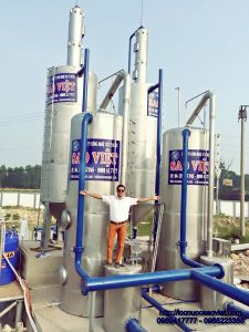 Phương pháp khử sắt và mangan trong nước giếng khoan