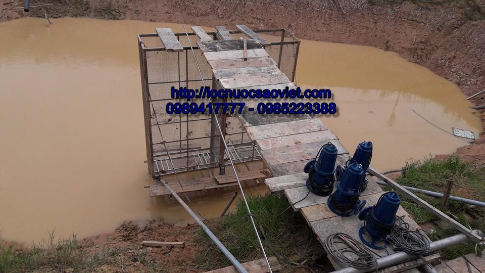 Xử lý nước sông cho sản xuất