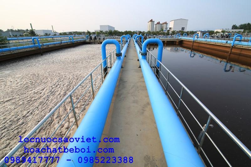 Quá trình xử lý nước thải như thế nào