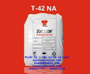 Nhựa cation Tulsion T42