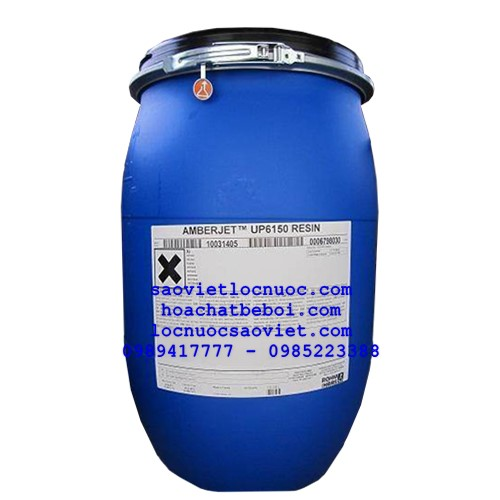 hạt mixbed Amberjet UP6150 1