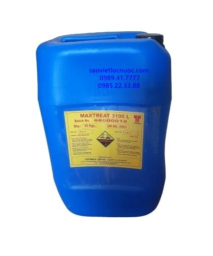 Hóa chất khử oxy nồi hơi Maxtreat 3100L